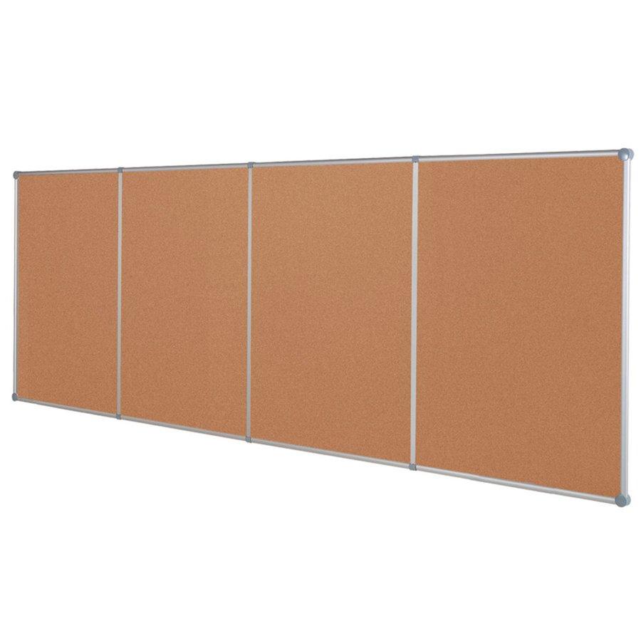 Hedendaags Prikbord Eindloos, kurk, basis, vert., 2 st., 90 x 120 - Repro BVBA OQ-85