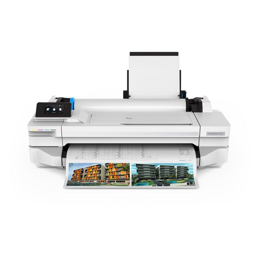 Hp Designjet T125 24 In Grootformaat Printer